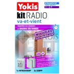 Kit Radio Va-Et-Vient Power photo du produit
