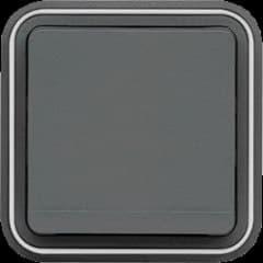 cubyko PC 2P+T encastre gris photo du produit