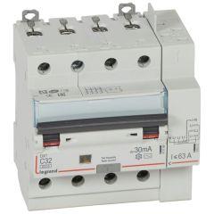 DX3 4P C32 6000A AC 30MA TGA photo du produit