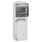 EMBASE 125X220 AVEC RAIL DIN photo du produit