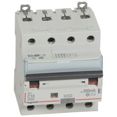 DX3 4P C10 6000A AC 300MA 4M photo du produit