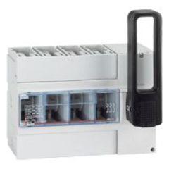 DPX IS 250 3P 63A CDE FRONT. photo du produit