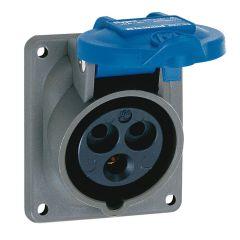 S.TAB 16A 2P+T 220V PLAST IP44 photo du produit