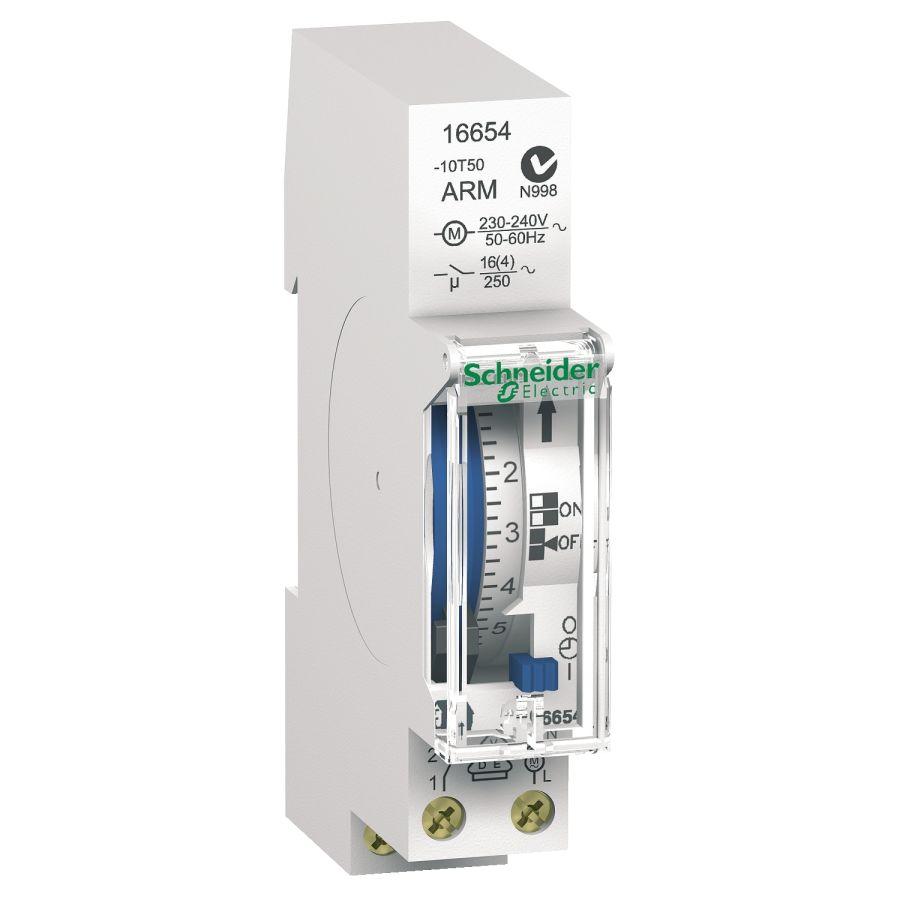 Schneider  IH/'CLIC  24h 1C  16654  Interrupteur Horaire