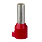 Embout E moyen 35mm2 rouge NF photo du produit