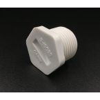 Bouchon ISO20 - polyamide gris photo du produit