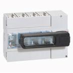 DPX IS 250 4P 250A CDE FRONT. photo du produit