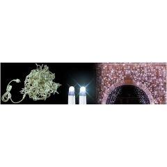 Rideau lumineux -230V-2x1,5m photo du produit