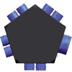 PLENUM ISO INS 8P-125 photo du produit