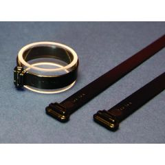 Collier 305x12.7 mm noir - WSI photo du produit