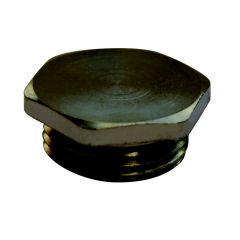 Bouchon 6 pans M63 laiton photo du produit