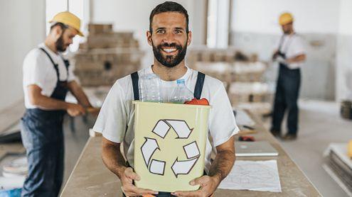 recyclage déchets électriques