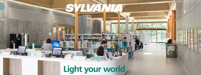 Marque Sylvania presentation