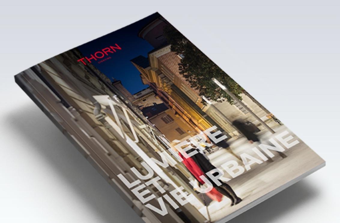 Nouveau guide eclairage vie urbaine Thorn