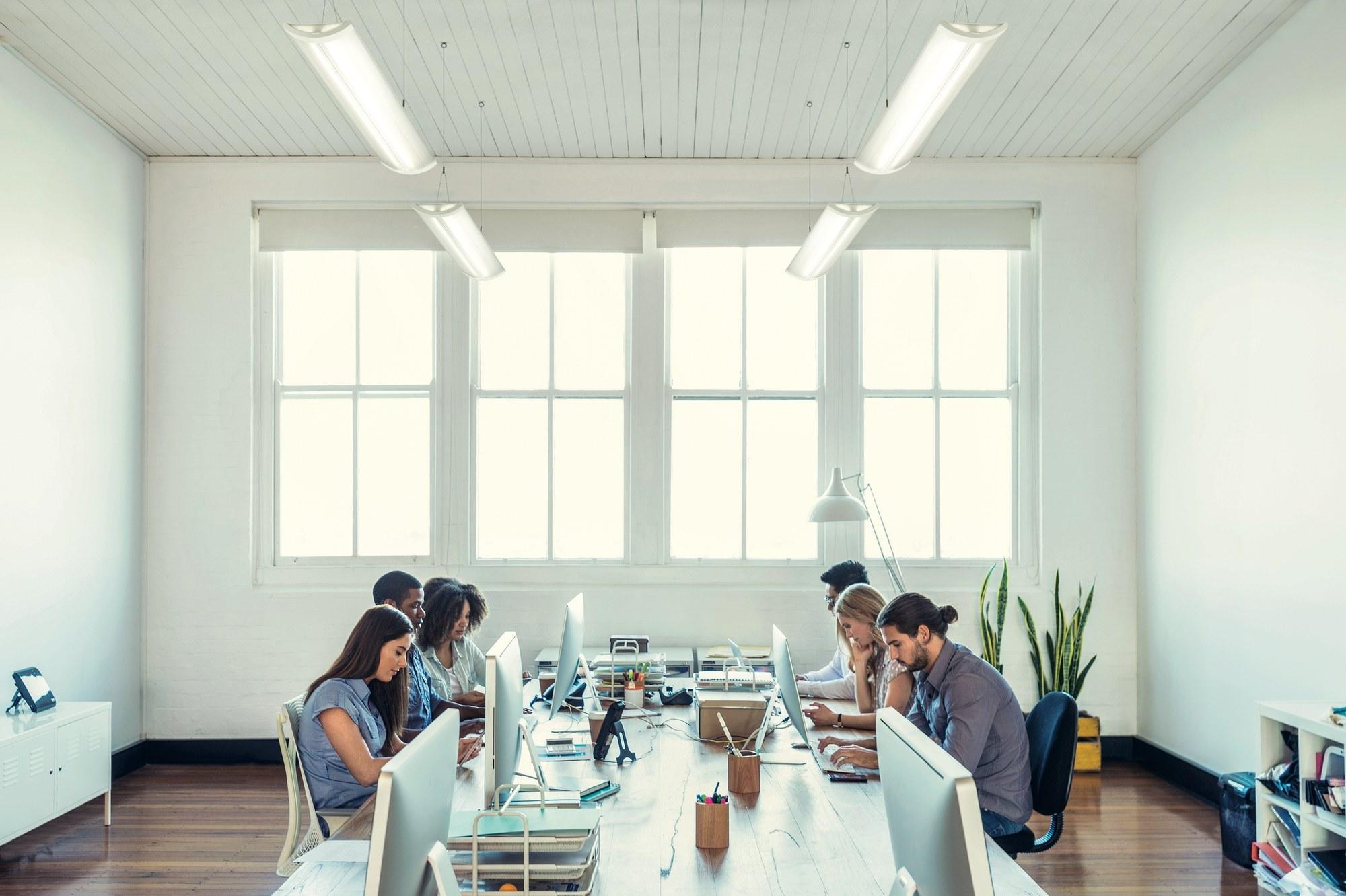 Conseils Thorn pour un bon eclairage de bureaux tertiaire