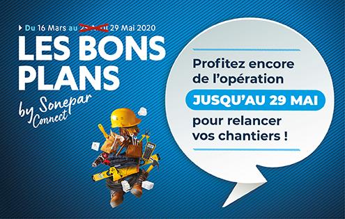 Banner présentation Bons Plans Connect