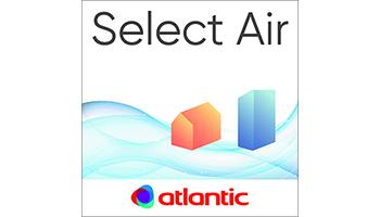 Select Air Configurateur Atlantic Clim et ventil