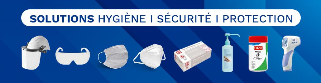 Banner Sélection Hygiène - Sécurité - Protection