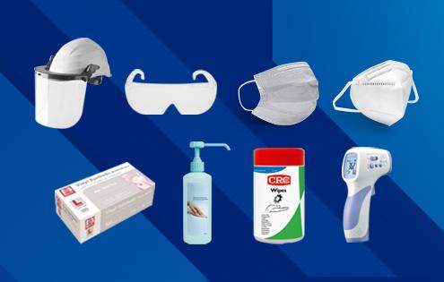 Produits sécurité et hygiène Sonepar Connect