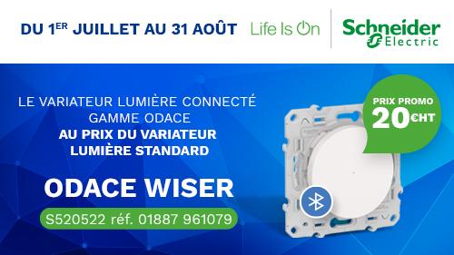Promo Wiser Schneider Electric