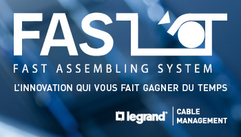 Actu FAS Legrand cable management