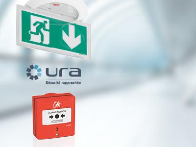 banner gammes de produits Ura