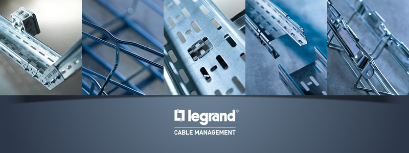 Banner Legrand Cable Management