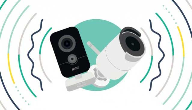 Nouveauté caméra Tycam Delta Dore