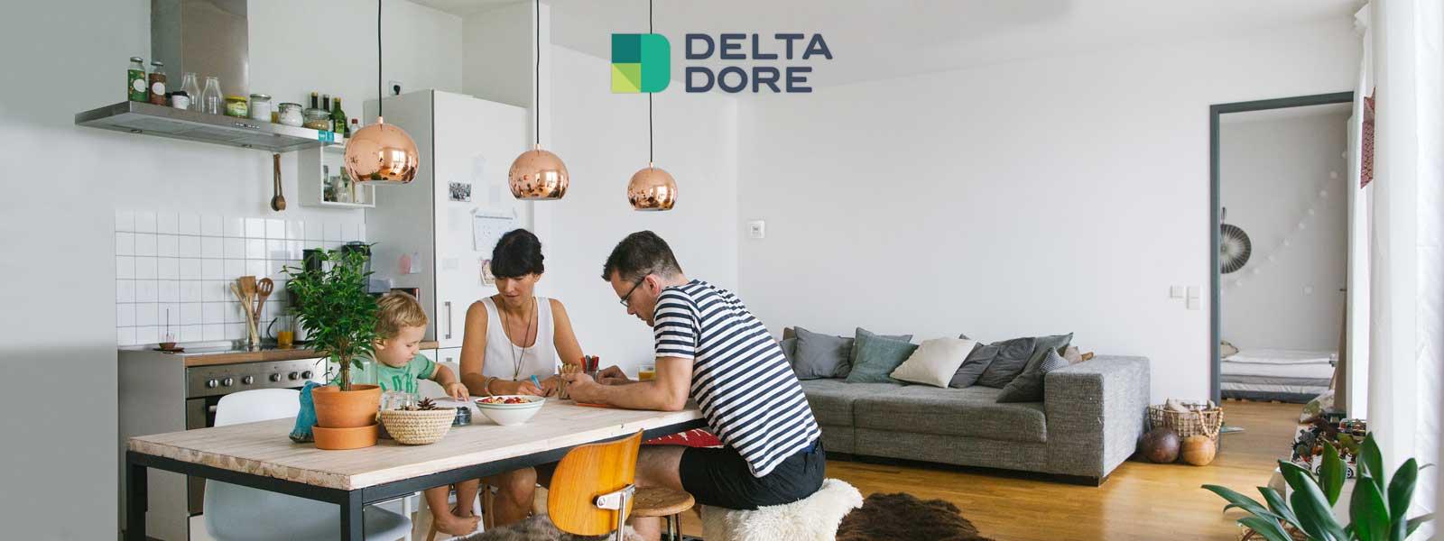 Banner brandzone Delta Dore