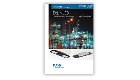 Actu nouvelle brochure ExLin Eaton