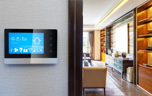 Maison intelligente et connectee marche residentiel Sonepar Connect