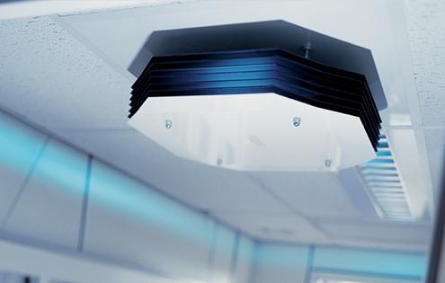 Luminaires Philips UV-C