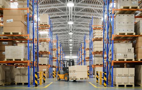 Securite entrepot logistique marche tertiaire Sonepar Connect