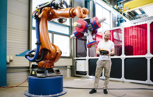 Constructeurs machines marche industriel Sonepar Connect