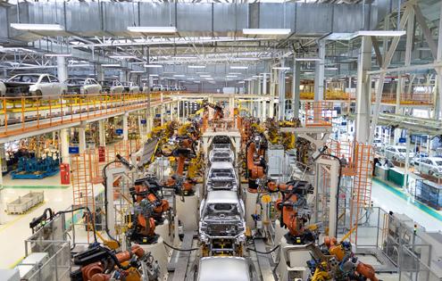 Automatisation marche industriel Sonepar Connect