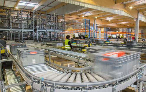 maintenance industrielle livraison produits