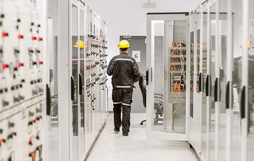 distribution energie tertiaire industriel