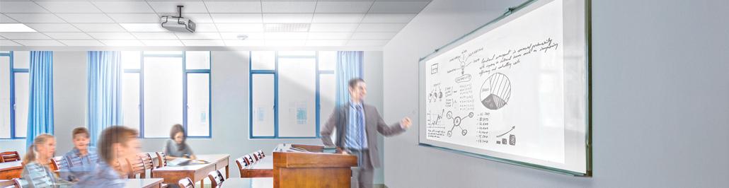 Eclairage enseignement salle de classe