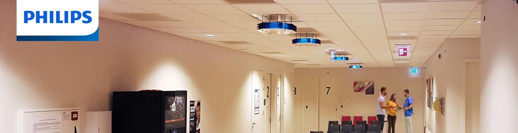 Banner Philips Luminaires UV-C
