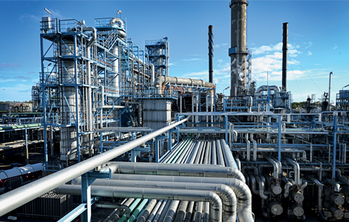 industrie infrastructures process controle
