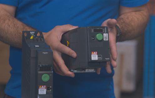 variateurs vitesse Sonepar Connect