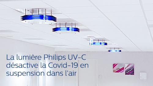 Luminaires UVC