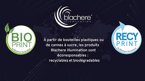 Blachere Illumination Recy Print et BioPrint