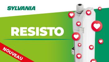RESISTO Sylvania bannière