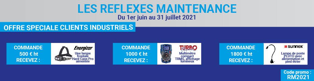 Image Les réflexes Maintenance Juin 2021