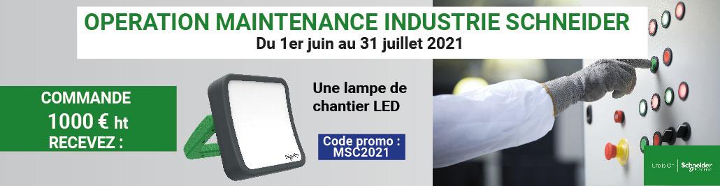 Image Les réflexes Maintenance Schneider Juin 2021
