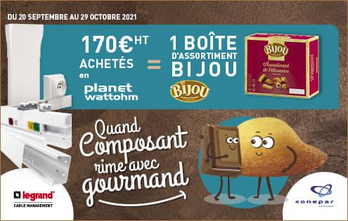 image promotion Bijou Legrand