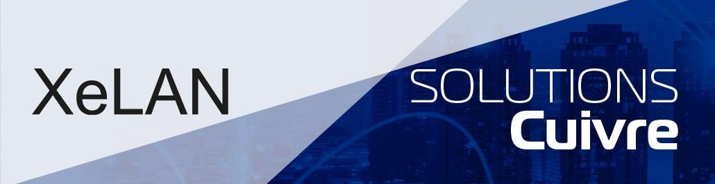 banner solutions cuivre XeLAN