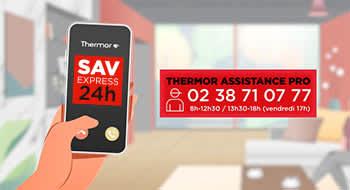 SAV Express 24h Chauffage Thermor Sonepar Connect
