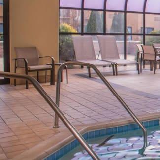 Select Columbia indoor pool